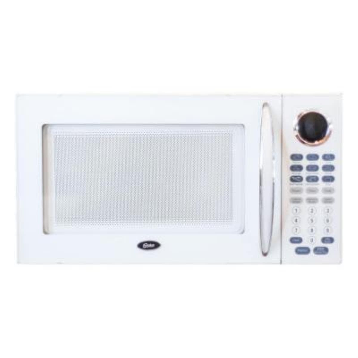 Oster Ogb81101 1 1 Cubic Foot Digital Microwave Oven White Products Countertop Microwave Oven Microwave Microwave Oven