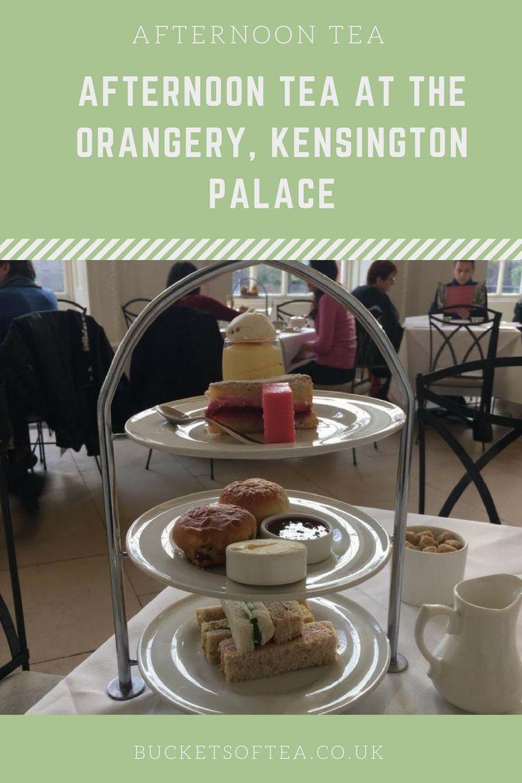 Afternoon tea adventures the orangery kensington palace