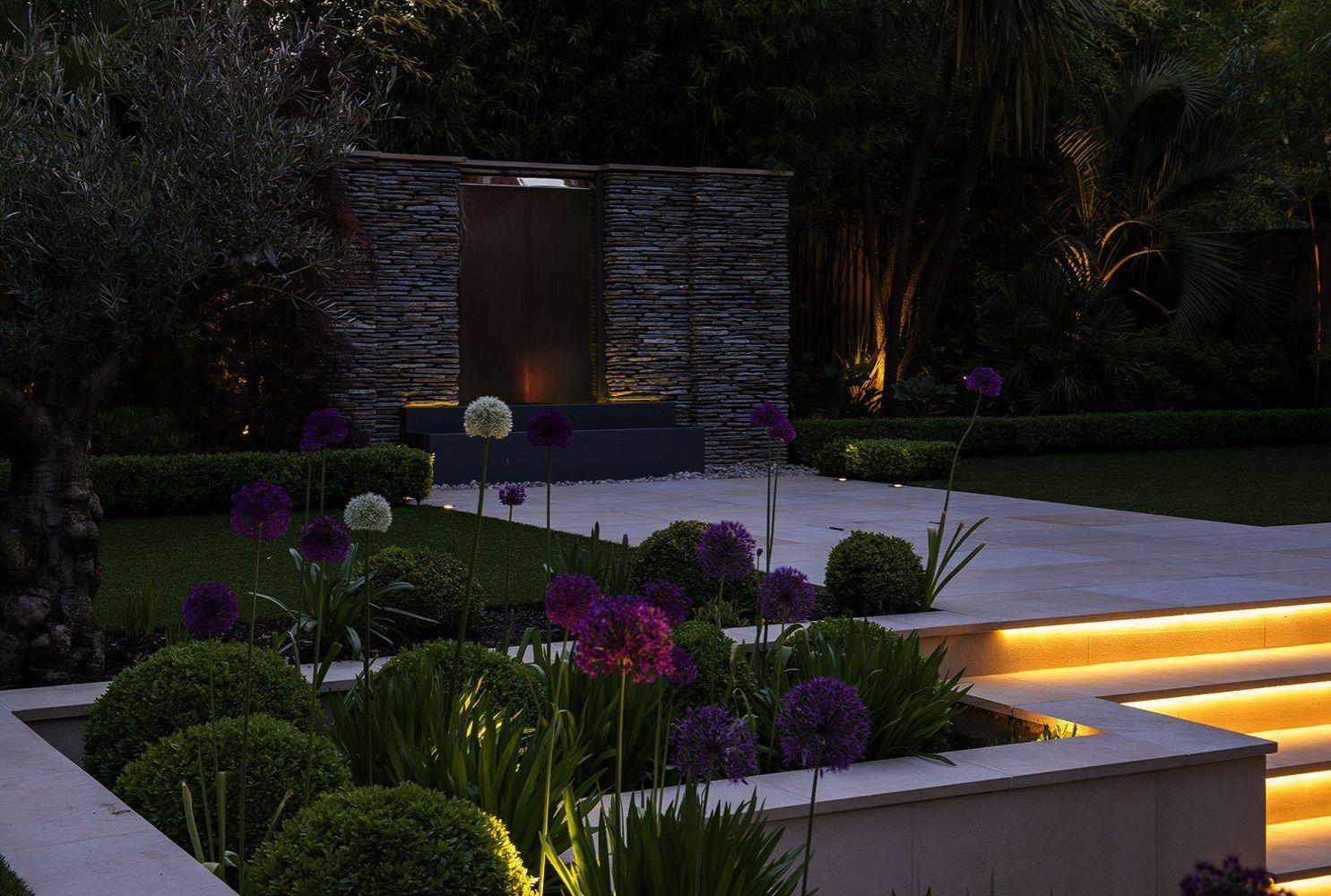 Landscape Gardening Course Online Via Landscape Gardening Courses Surrey Contemporary Garden Design Modern Garden Back Garden Design