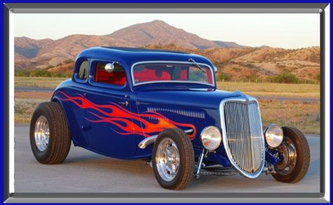 Ford Roadster Hot Rod Click To See Full Size Photo Viewer