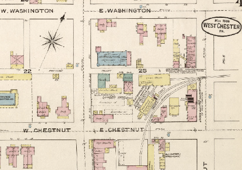 Sanborn Fire Map.Historical Research Maps Sanborn Fire Insurance Maps Family Trees