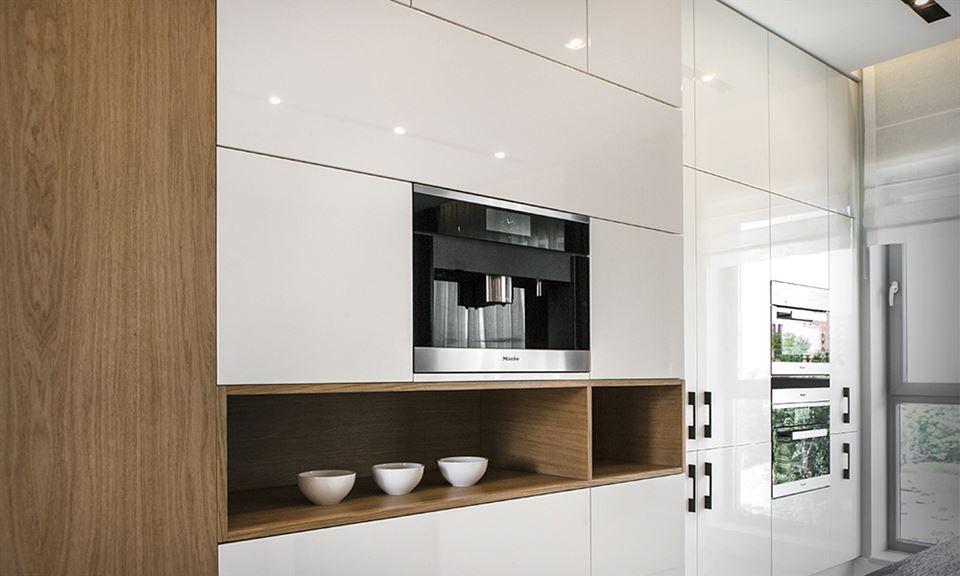 Kuchnia Z Jadalnia I Salonem Inspiracja Homesquare Kitchen Furniture Design Interior Design Kitchen Kitchen Room Design