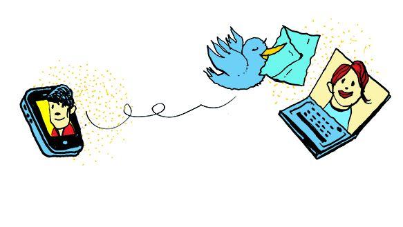 Forfatterens guide hjælper dig med at bruge sociale medier til at markedsføre dine bøger og dit forfatterskab