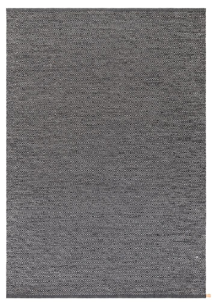 Kasthall Goose Eye Icon Woven Wool Rug Color: Tribeca