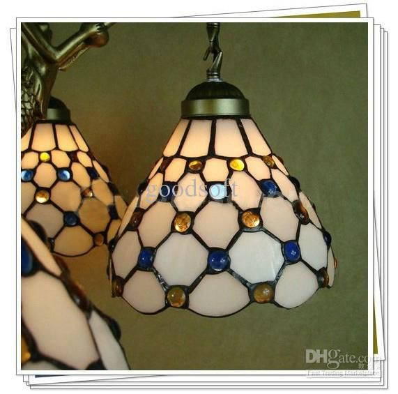 Chandelier With 5 Lights Seamaid Style Dining Room Pendant Light Alluring Stained Glass Light Fixtures Dining Room Review