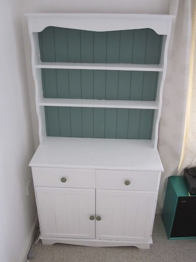 upcycled refurbished charity shop furniture