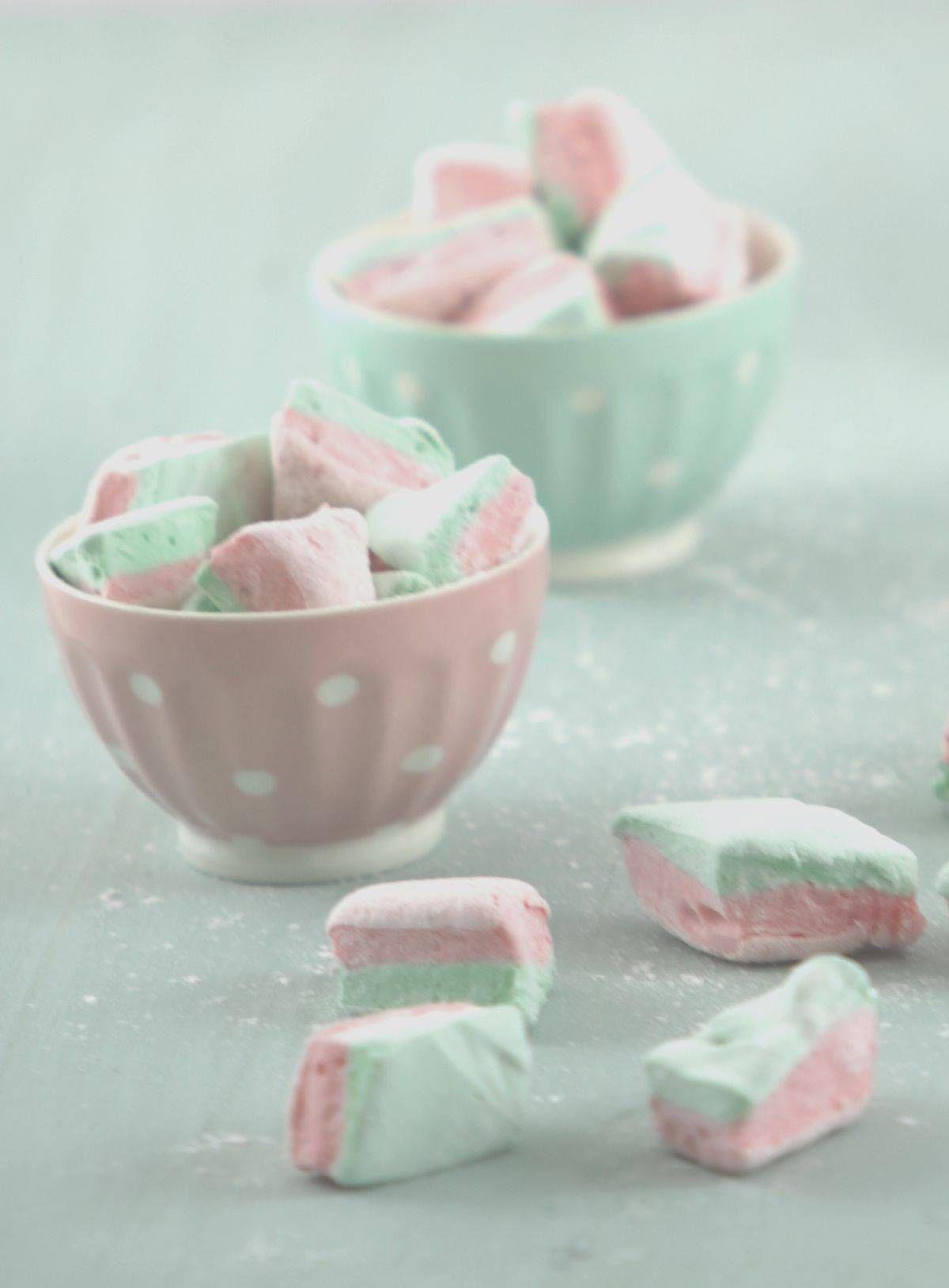 Marshmallow selber machen -einfacher als gedacht