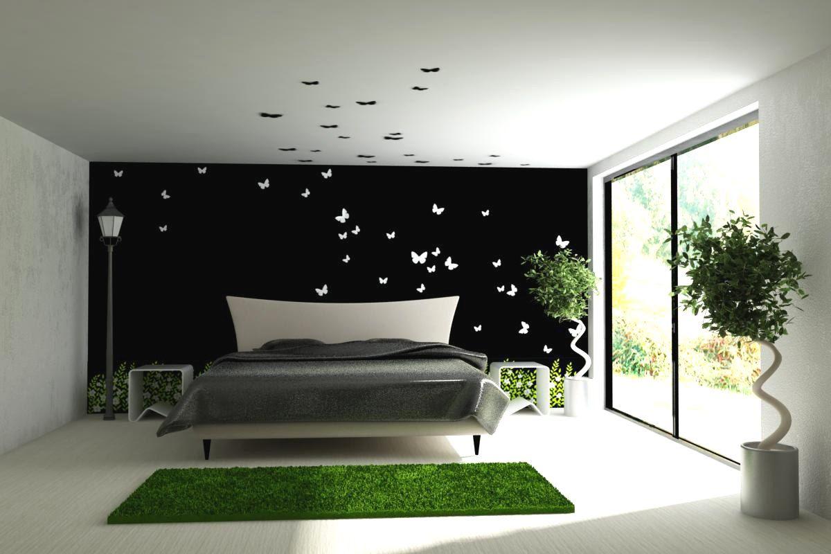 Master bedroom green paint ideas  Butterflies  Home Inspiration u Decorating  Pinterest  Butterfly
