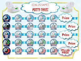 Thomas potty chart you can get the pdf format of this free