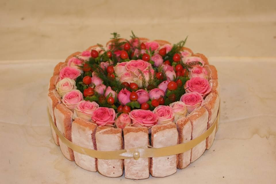 Gateau De Fleurs Deco Pinterest Art Floral Flowers And Flower