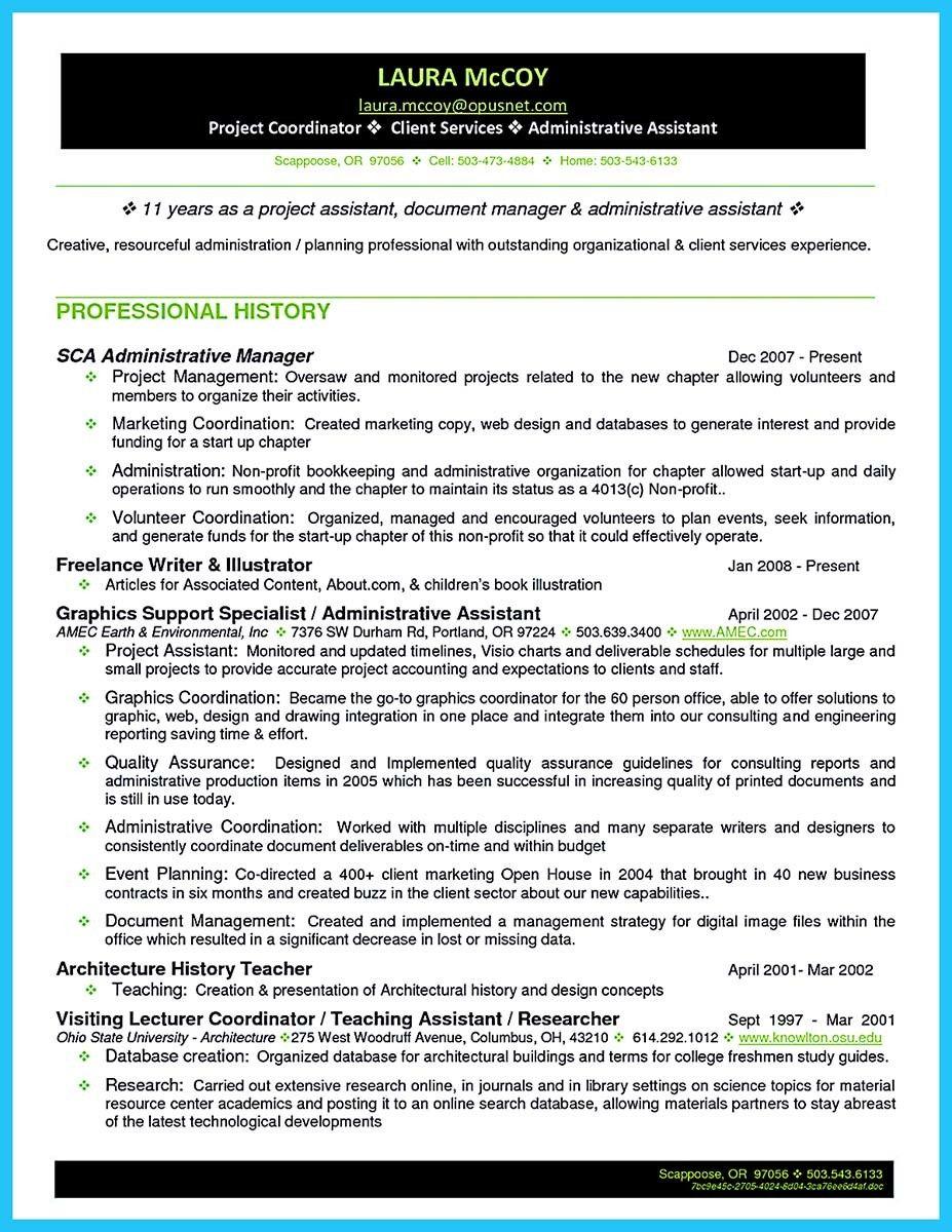 billing coordinator job resume examples