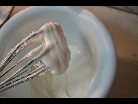 Rezept: Royal Icing - Verzierung, die fest wird