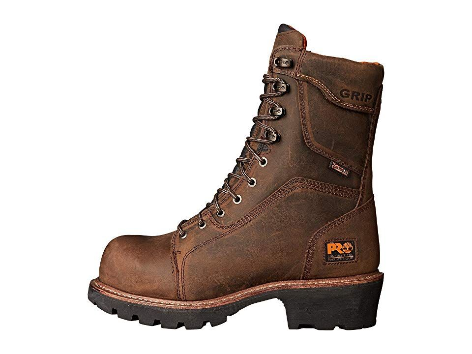 f04db66263e Timberland PRO 9 Composite Safety Toe Waterproof Insulated Logger ...