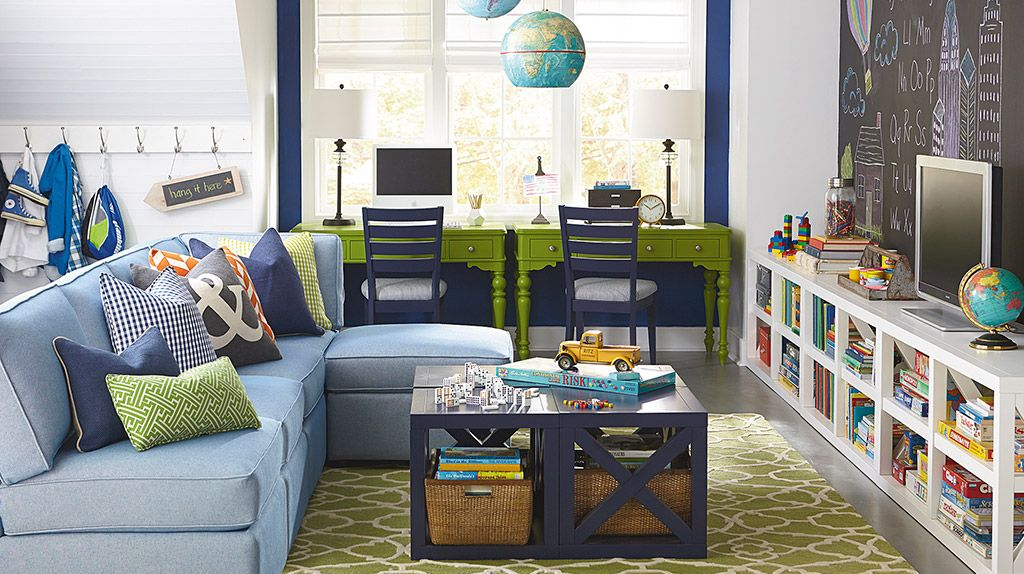 Beckie Sectional by Bassett Furniture A transitional modular