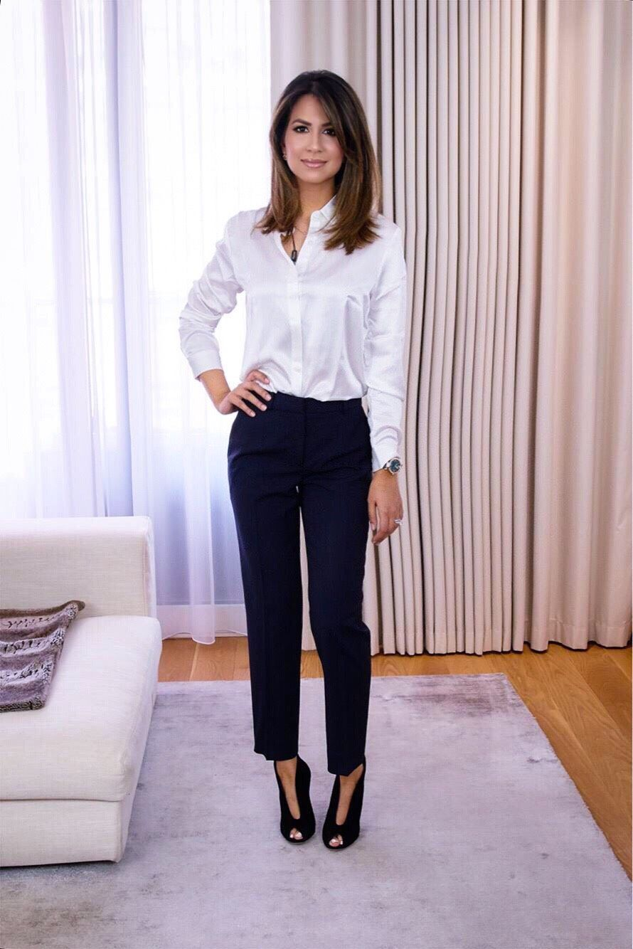 db9a2c7448 Fashion Tips, Fashion Outfits, Womens Fashion, Silk Fabric, Satin Blouses,  Office