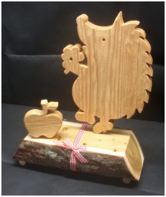 Deko Holz Igel Mit Teelicht Oder Apfel Herz Deko Herbstliche Dekoration Verschiedene Ausfuhrungen Vorhanden Holz Herbst Deko Holz Holz Drechseln