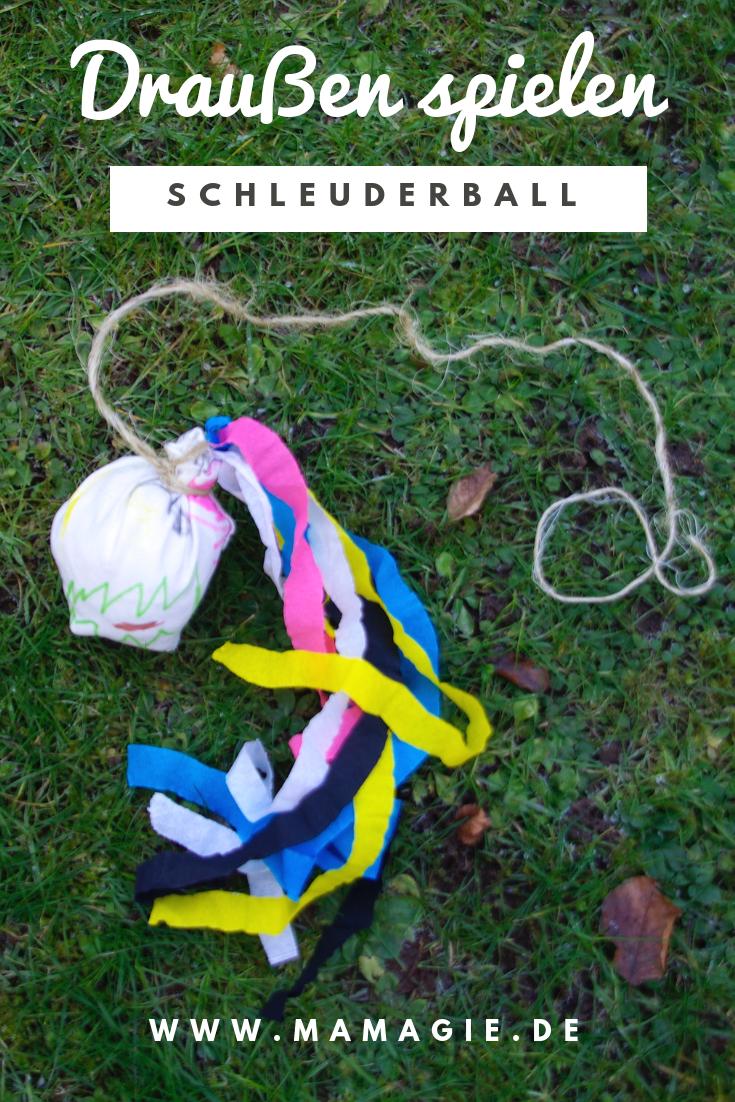 DIY Kinderspielzeug für draußen |