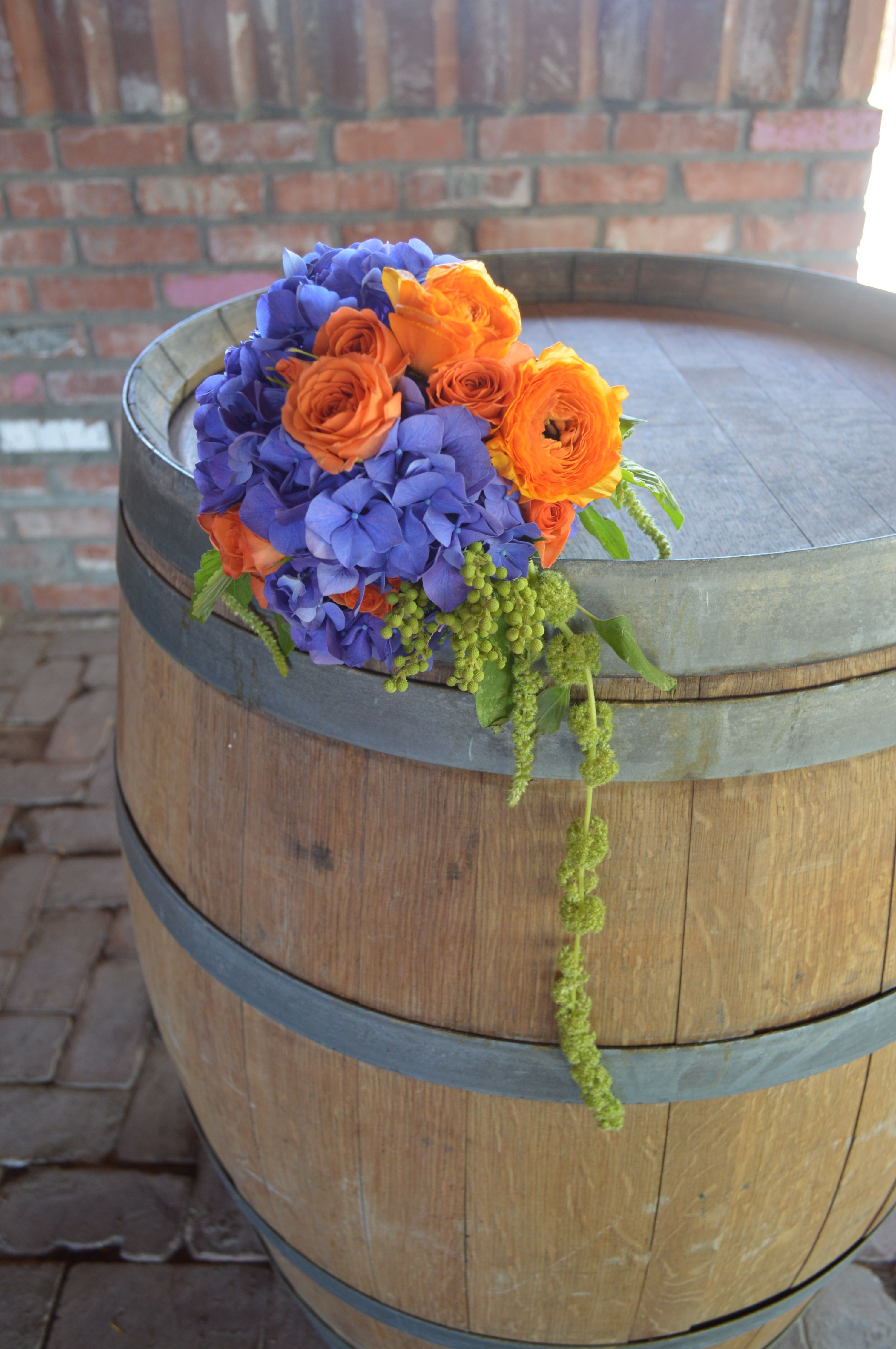 Pin by Thompson's Flower Shop on Barn Wedding (With images