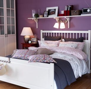 hemnes bedroom ideas by neha papermagictwigs at 9 23 pm projects for jim pinterest. Black Bedroom Furniture Sets. Home Design Ideas