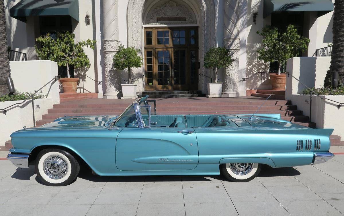 1960 Ford Thunderbird For Sale 2070681 Hemmings Motor News