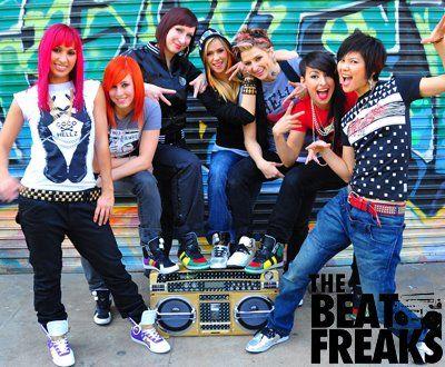 asian girl freaks Beat
