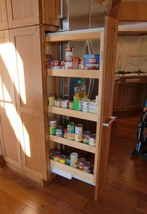 Accessible Kitchen Design | Accessible kitchen, Kitchen ...