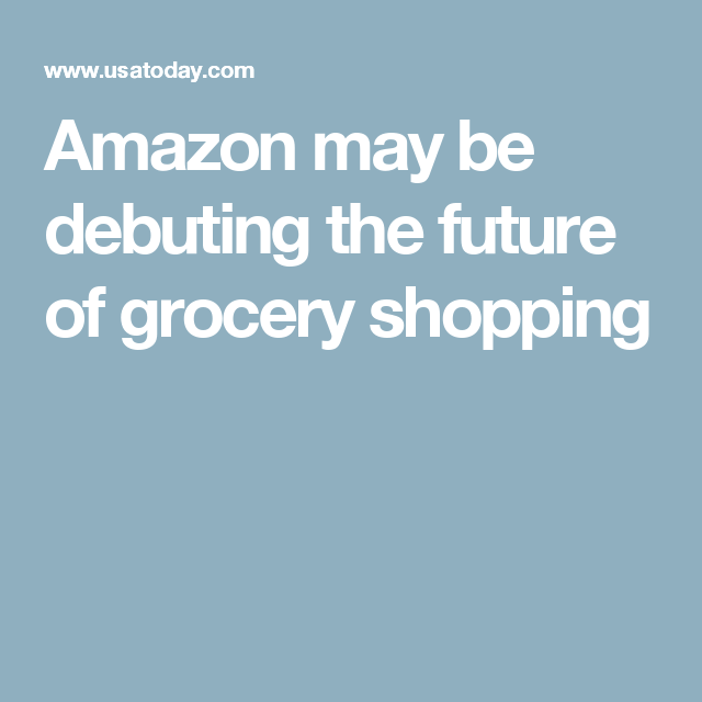 Amazon Opens Two Click And Collect Grocery Stores Grocery Grocery Shop Amazon Grocery