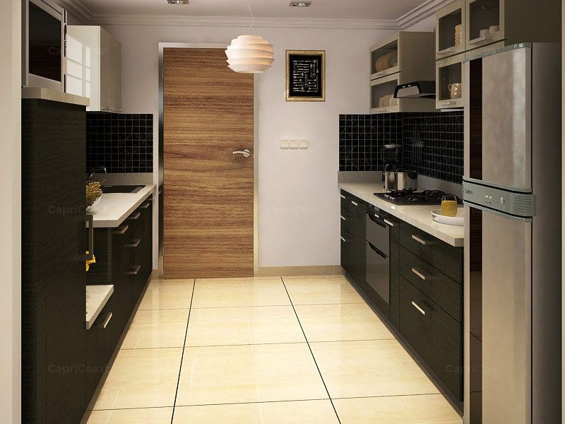 List of modular kitchen supplier dealers from for Parallel modular kitchen designs india