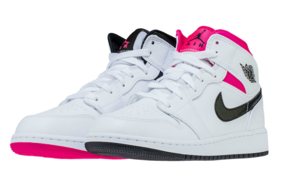 9e8532bebba9 A New Mismatched Air Jordan 1 For Women Mismatch is the theme for this new  colorway