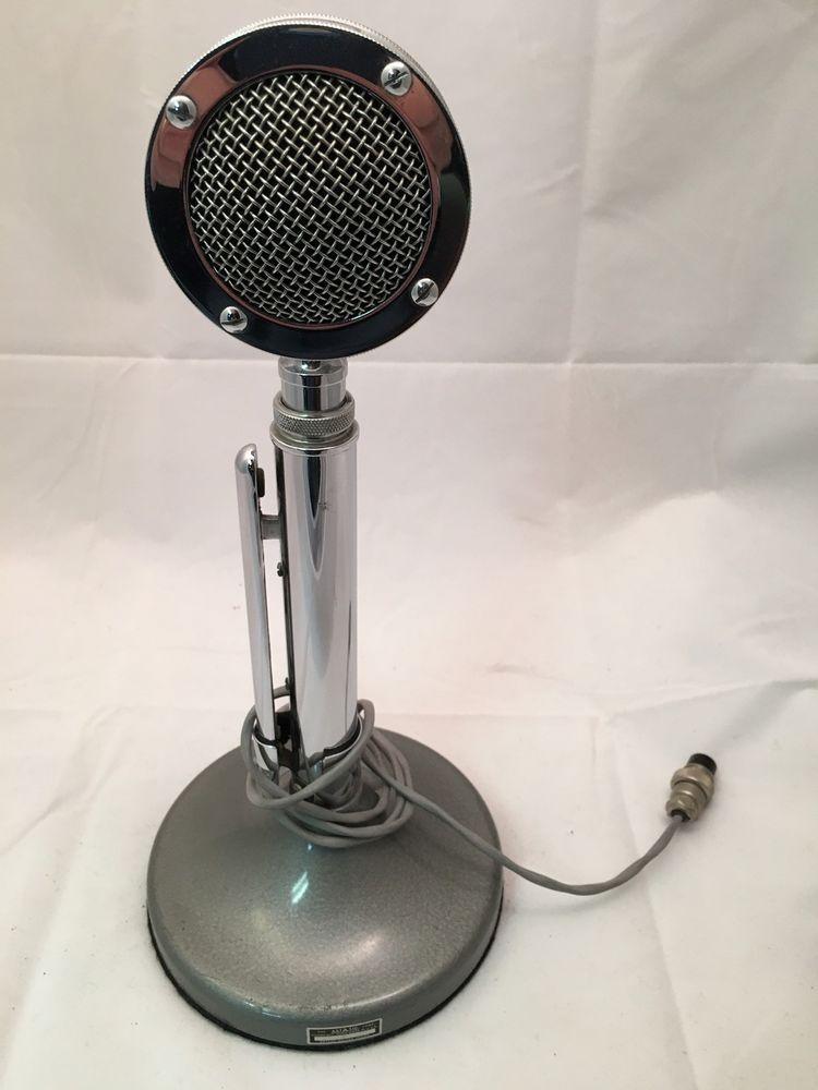 astatic microphone company