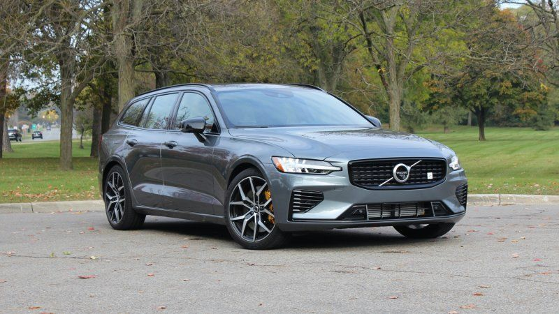 2020 Volvo V60 T8 Polestar Engineered First Drive Review Fun For The Faithful Few Volvo V60 Volvo Volvo Wagon