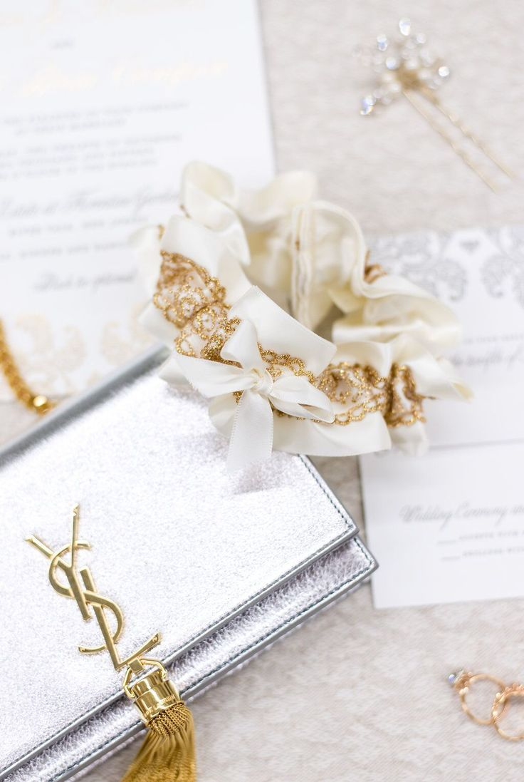 GOLD AND SILVER WEDDING IDEAS THE PERFECT SOMETHING BLUE - A ...