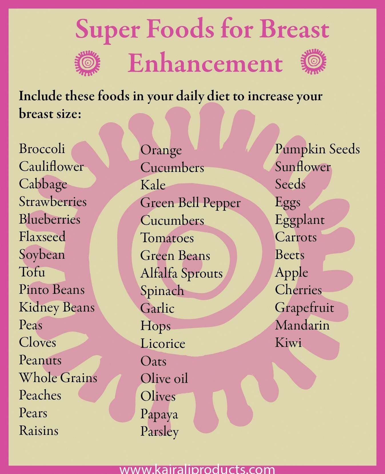 Pin On Natural Breast Enhancement