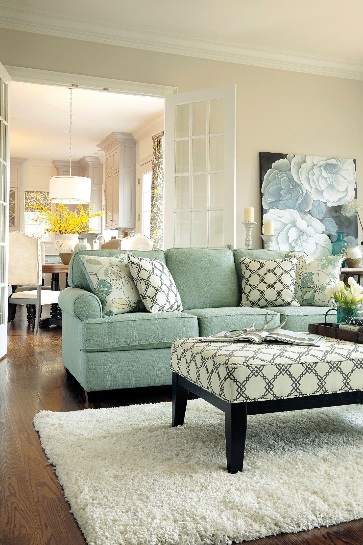 Daystar Sofa, ASL-2820038, Ashley Furniture | nesting coastal french ...