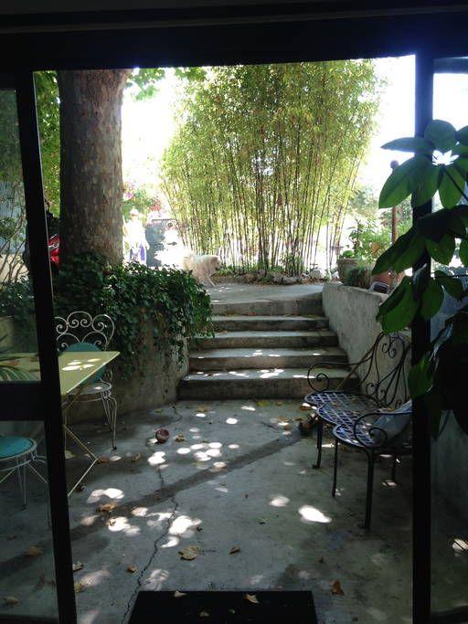 Maison à Marseille, France Jolie dépendance dans le 12ème