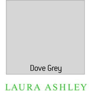 Laura Ashley Dove Grey Paint From Homebase