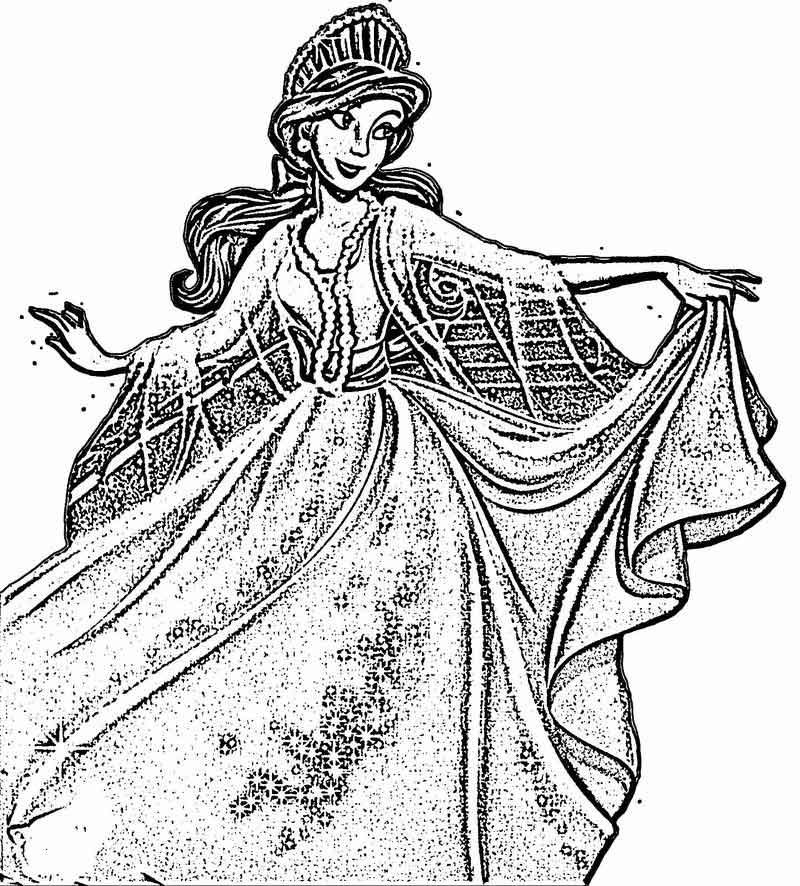 Princess Anastasia Coloring Pages | Princess anastasia ...
