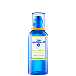 Acqua di Parma Blu Mediterraneo - Bergamotto Di Calabria - for Summer -Italian Bergamot and citron, mingled with vibrant notes of red ginger, cedarwood, and vetiver.