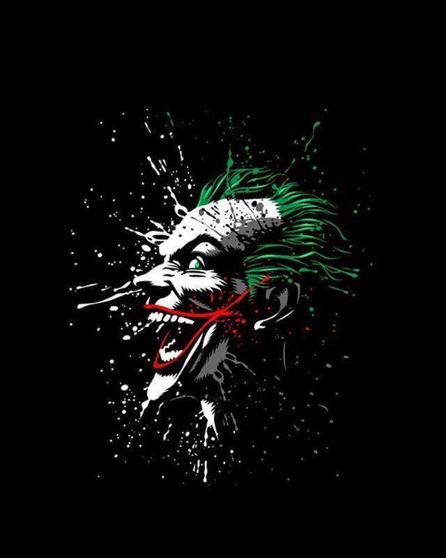Pin Von Suelen Silva Auf Joker Joker Comic Hd Wallpaper Fur Iphone Grafiken Vintage