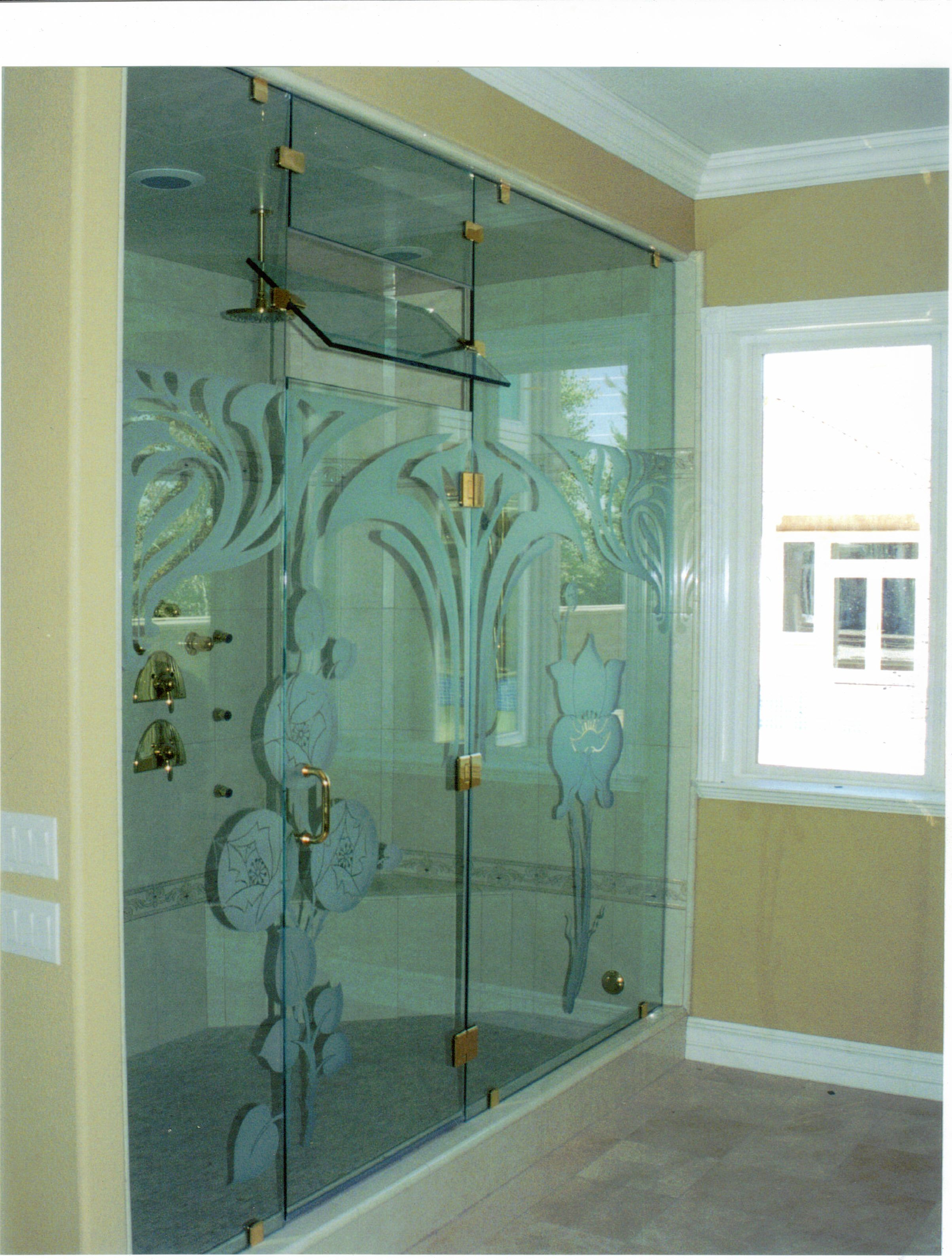 Extra Large Glass 2 Panel Shower Door Riverbank Ca 95367 Ali