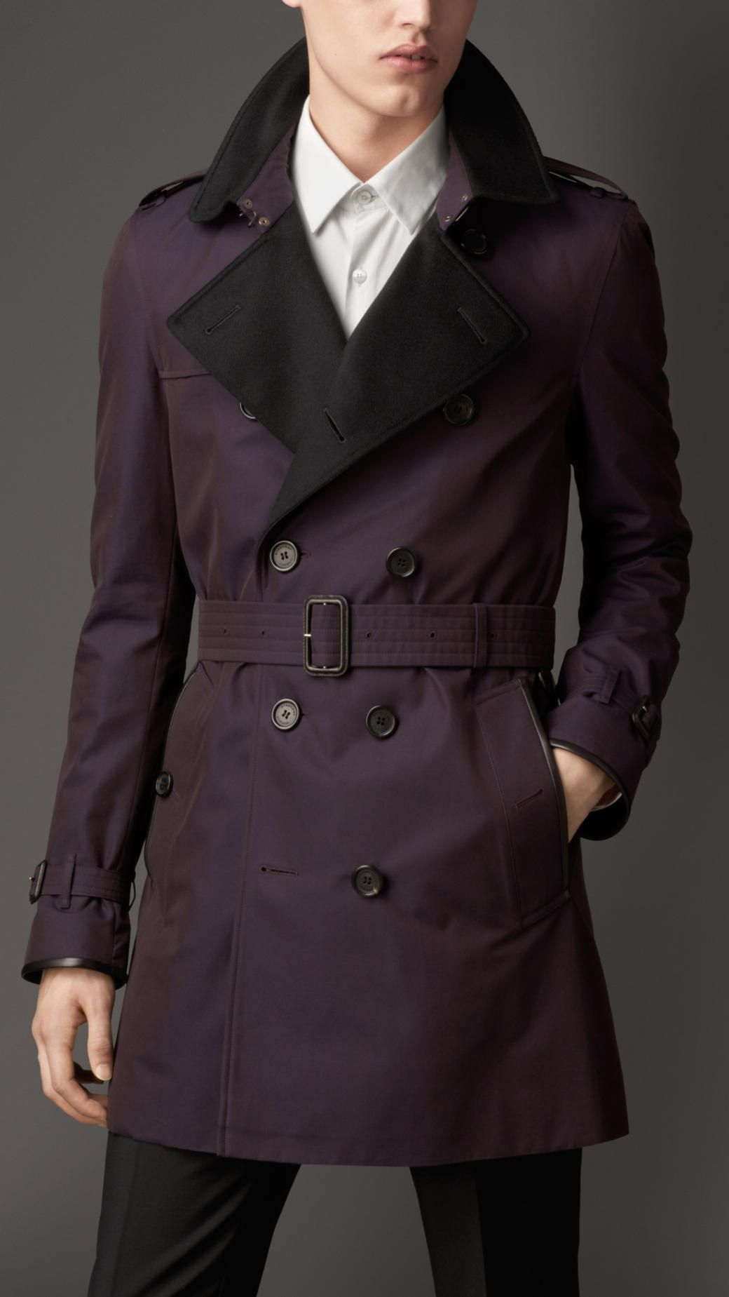 Trench Coats for Men   Burberry®   Male Dress   Pinterest   Manteau ... 708b2e1890cc