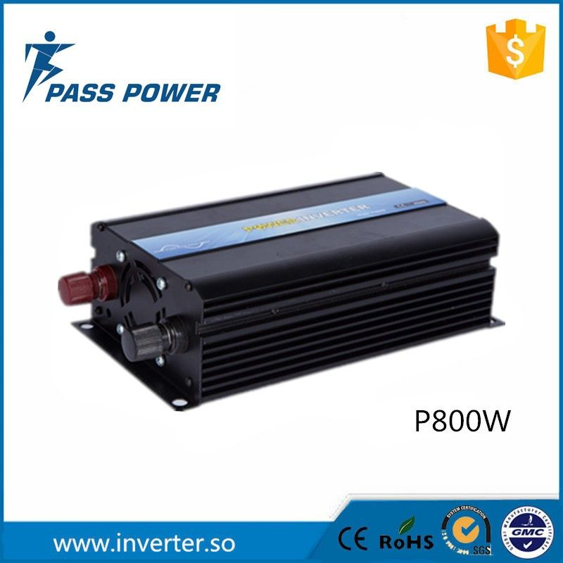 Good Performance Pure Sine Wave 800w Inversor Para Carro Dc 12v 24v Or 48v To Ac 110v 220v Or 230v Invers Off Grid Inverter Pure Products Power Inverters