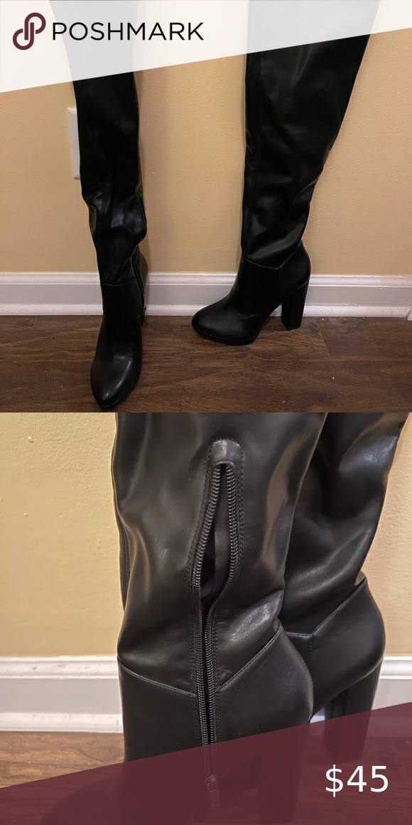 NWT Jessica Simpson Thigh High Boots