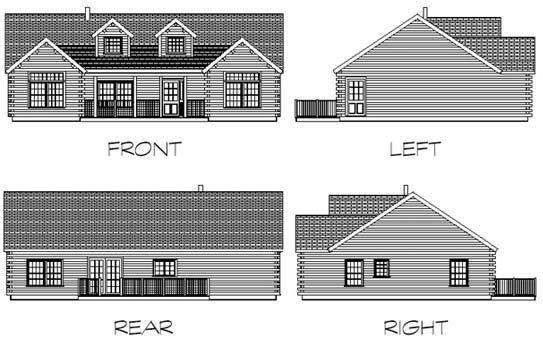 Bigelow Floor Plan Floor Plans Log Cabin Homes Cabin Homes