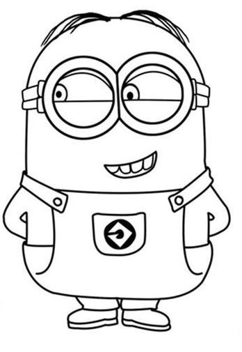 How To Make An Easy Minion Case With Eva Or Foam Diy Easy Crafts Minion Coloring Pages Minion Drawing Minions Coloring Pages