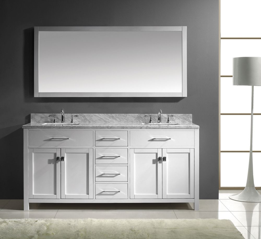 Best 72 Inch Vanity For Decorating Your Bathroom: Decorate Bathroom ...