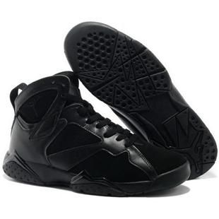 Air Jordan 7 VII Retro 2013 All Black Mens Shoes, cheap Jordan If you want  to look Air Jordan 7 VII Retro 2013 All Black Mens Shoes, you can view the  Jordan ...