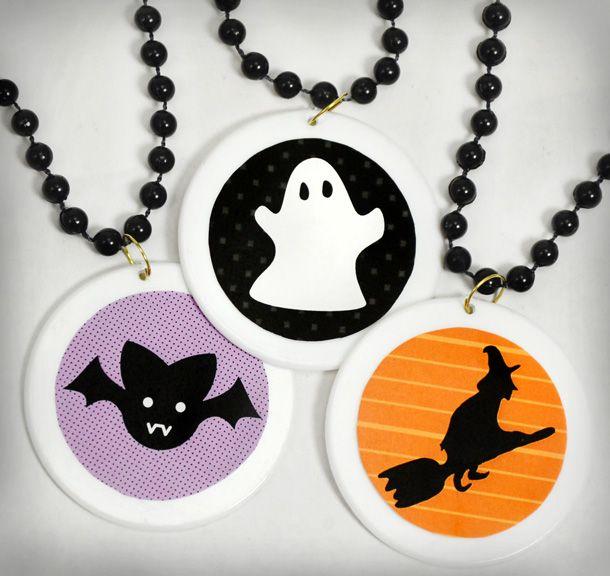 Custom Halloween beads