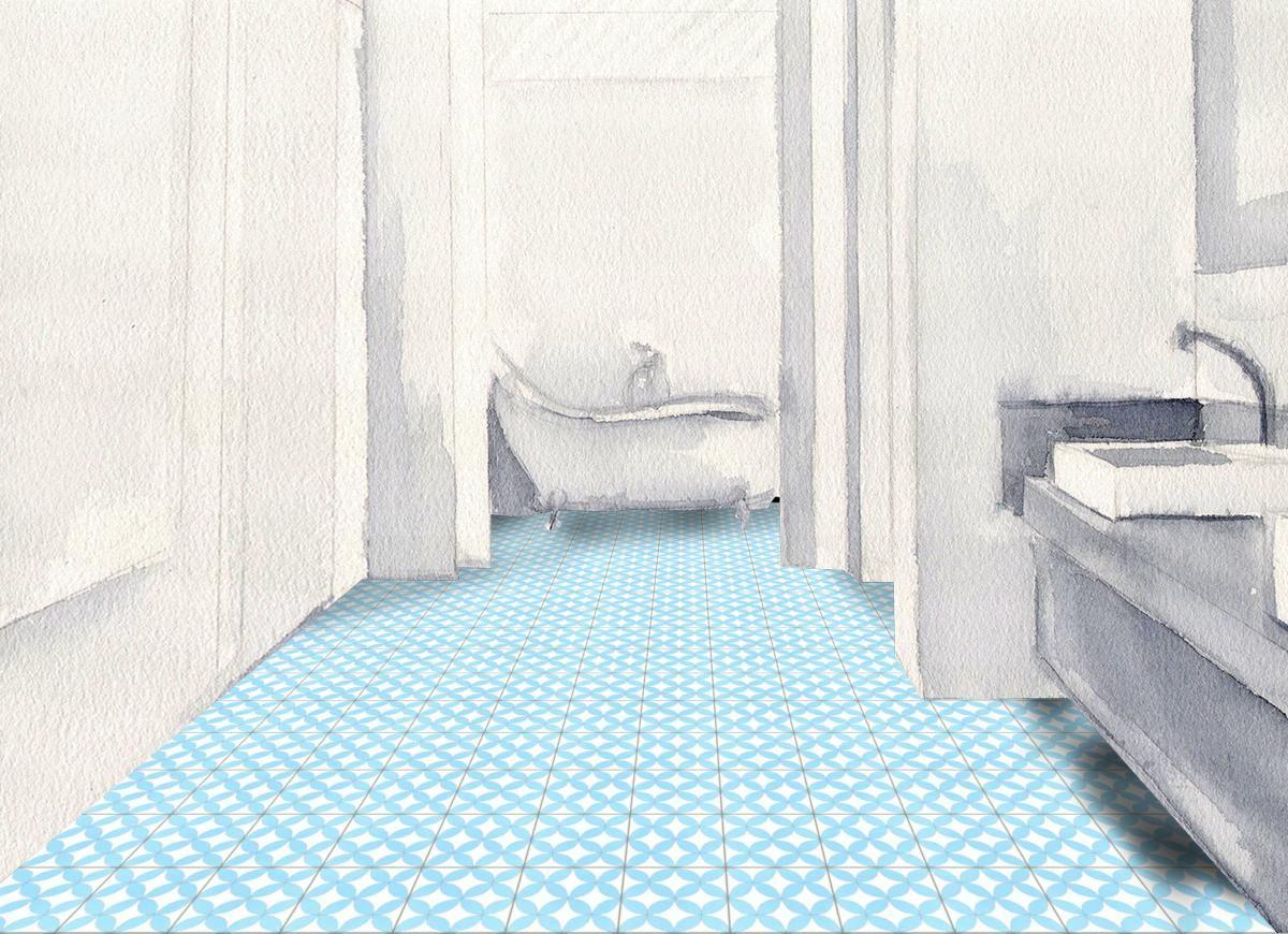 Zementfliesen | Motive modern | Mosaic del Sur ...