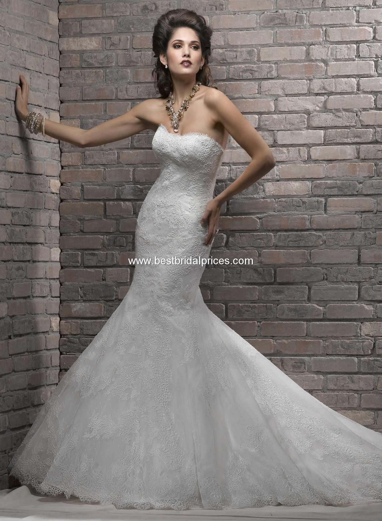 Maggie sottero wedding dresses style valentina a a girl can